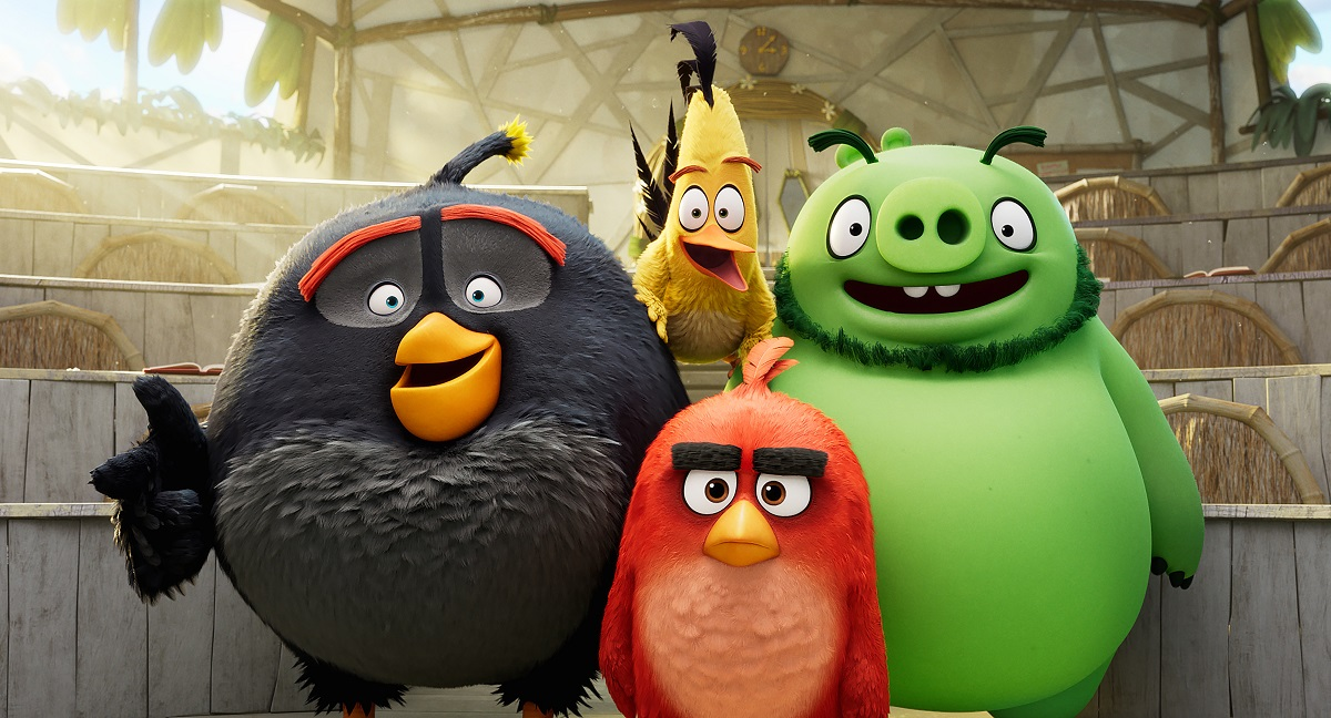 The Angry Birds Movie 2 Takes Aim At Simpler Targets Twin Cities